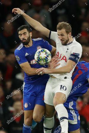 Editorial photo of Soccer Champions League, London, United Kingdom - 26 Nov 2019