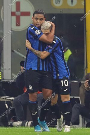 Editorial picture of Atalanta-Dinamo Zagreb, Milan, Italy - 26 Nov 2019