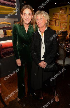 Daisy Knatchbull and Sue Jones