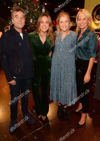 Editorial photo of OKA x The Deck supperclub dinner, OKA Chelsea, London, UK - 26 Nov 2019