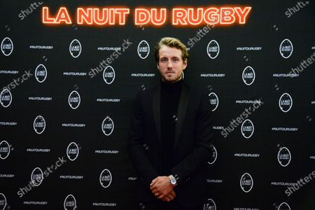 Editorial picture of La Nuit du Rugby, Olympia, Paris, France - 25 Nov 2019