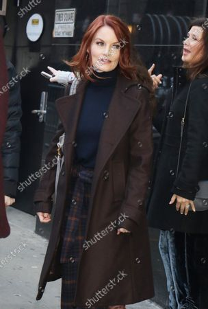 Stock Picture of Laura Leighton