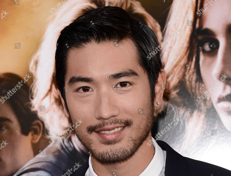 "Godfrey Gao arrives at the world premiere of ""The Mortal Instruments: City of Bones"" at the ArcLight Cinerama Dome in Los Angeles. Gao has passed away while on set from an apparent heart attack. The 35-year-old Gao has passed away while on set from an apparent heart attack. Gao had been while filming a sports reality show in the eastern Chinese city of Ningbo on Wednesday when he died. His agency, JetStar Entertainment, confirmed his death on its official Facebook page"