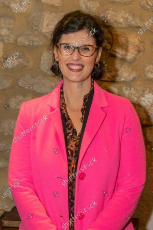Layla Moran, Liberal Democrats candidate for Oxford West and Abingdon at St. Michael at the North Gate Church, Oxford