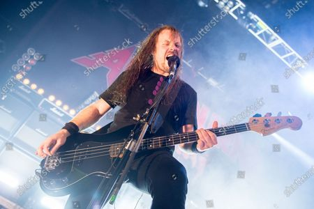 Stock Image of Airbourne - Justin Street