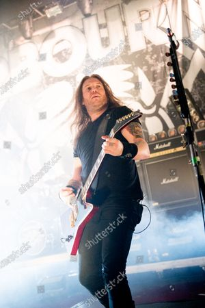 Stock Picture of Airbourne - David Roads
