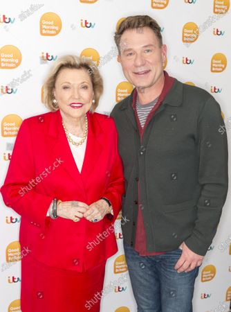 Editorial photo of 'Good Morning Britain' TV show, London, UK - 27 Nov 2019