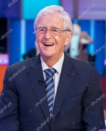 Stock Image of Sir Michael Parkinson