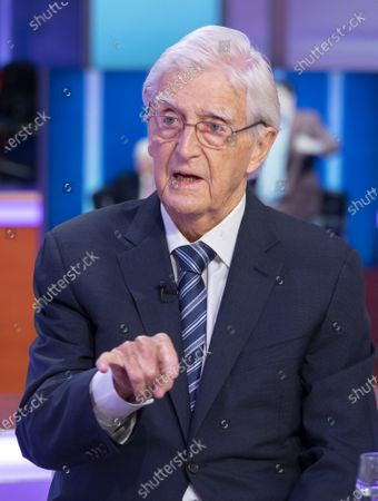 Stock Picture of Sir Michael Parkinson