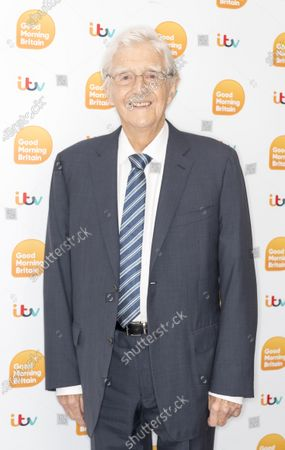 Stock Photo of Sir Michael Parkinson
