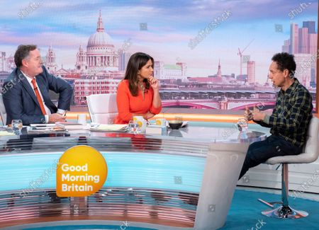 Editorial picture of 'Good Morning Britain' TV show, London, UK - 27 Nov 2019