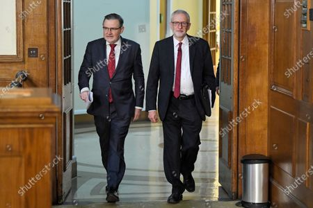 Editorial photo of Labour Party General Election Campaigning, London, UK - 27 Nov 2019