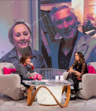 Editorial photo of 'Lorraine' TV show, London, UK - 27 Nov 2019