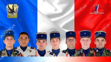 Editorial image of Mali Extremists, Paris, France - 27 Nov 2019