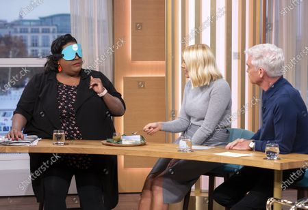 Alison Hammond, Phillip Schofield and Holly Willoughby
