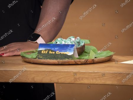 Stock Picture of Alison Hammond, Christmas Culinary Challenge