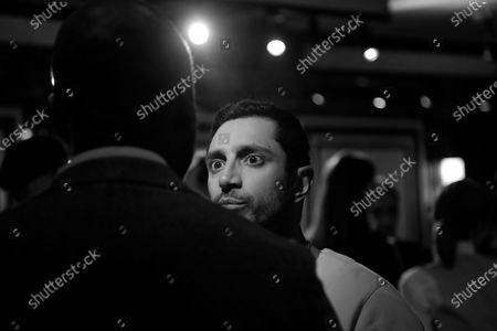 Editorial photo of BAFTA Academy Circle with Riz Ahmed, London, UK - 26 Nov 2019