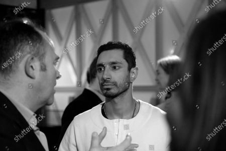 Editorial image of BAFTA Academy Circle with Riz Ahmed, London, UK - 26 Nov 2019