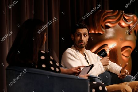 Riz Ahmed in conversation with Rhianna Dhillon