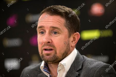 Premier Sport's Shane Williams.
