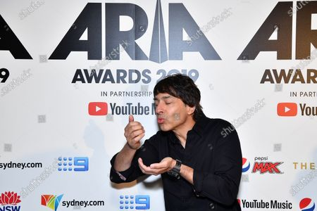 Editorial picture of 33rd ARIA Music Awards, Sydney, Australia - 27 Nov 2019