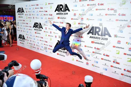 Editorial photo of 33rd ARIA Music Awards, Sydney, Australia - 27 Nov 2019