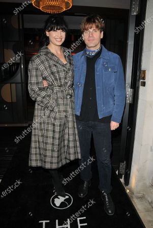 Editorial picture of The Biltmore Hotel launch party, London, UK - 26 Nov 2019