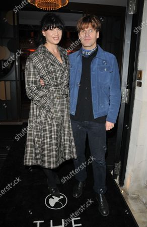 Daisy Lowe and Jack Penate