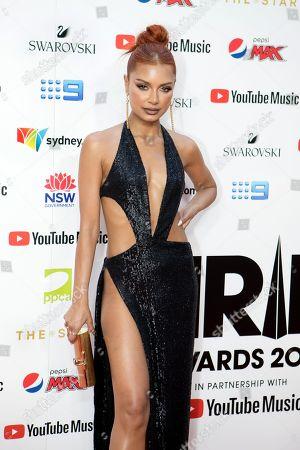 Editorial photo of 33rd Annual ARIA Awards, Sydney, Australia - 27 Nov 2019