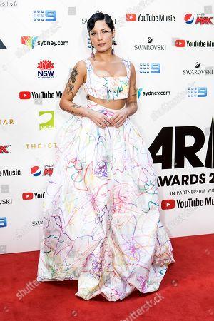 Editorial picture of 33rd Annual ARIA Awards, Sydney, Australia - 27 Nov 2019