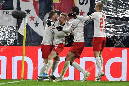 Editorial image of Soccer Champions League, Leipzig, Germany - 27 Nov 2019