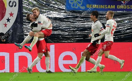 Editorial picture of RB Leipzig vs Benfica Lisbon, Germany - 27 Nov 2019