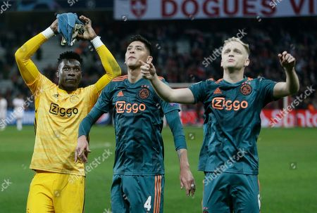 Editorial photo of Soccer Champions League, Lille, France - 27 Nov 2019