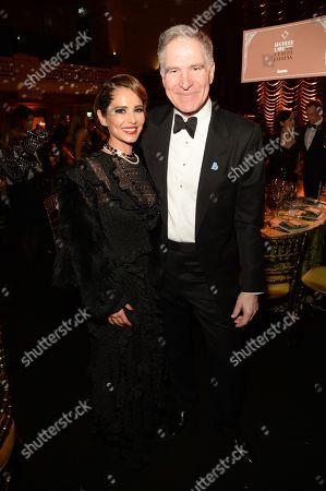 Editorial photo of Borne Charity's Wonderland on The Orient Express Gala Dinner, Freemason's Hall, London, UK - 27 Nov 2019