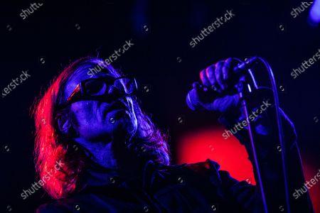 Stock Photo of Mark Lanegan