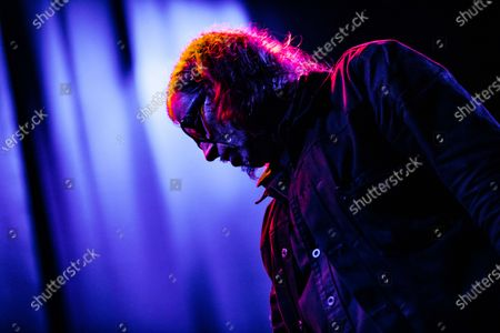 Editorial picture of Mark Lanegan in concert at Fabrique, Milan, Italy - 27 Nov 2019