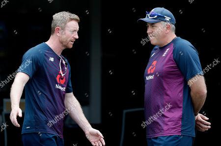 Editorial image of England Cricket, Hamilton, New Zealand - 28 Nov 2019