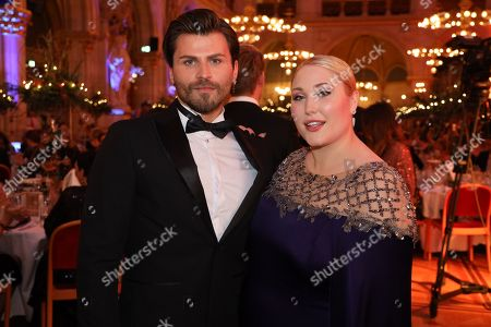 Dominic Charles Farrell and Hayley Hasselhoff