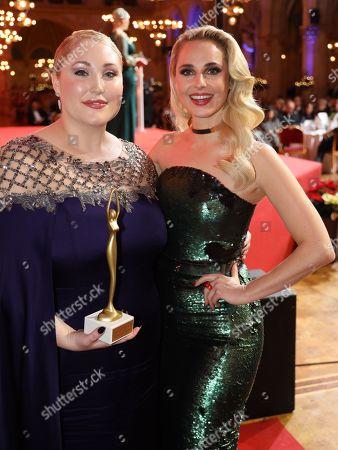 Hayley Hasselhoff and Silvia Schneider