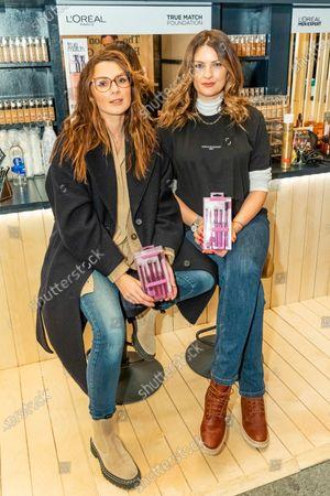 Samantha Chapman and Nic Haste