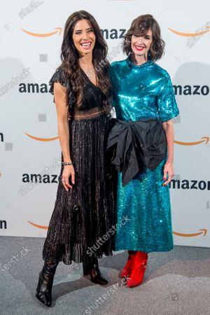 Editorial photo of Amazon celebrates Black Friday, Madrid, Spain - 27 Nov 2019