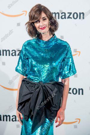 Editorial picture of Amazon celebrates Black Friday, Madrid, Spain - 27 Nov 2019