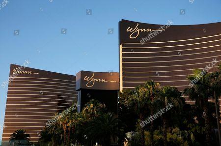 Editorial picture of Wynn Resorts Settlement, Las Vegas, USA - 25 Dec 2018