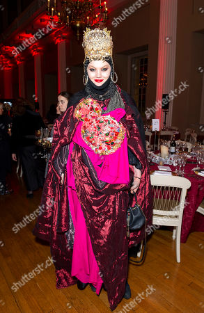 Editorial photo of Royal Osteoporosis Society Gala Dinner and Fashion Show, Inside, Banqueting House, London, UK - 27 Nov 2019