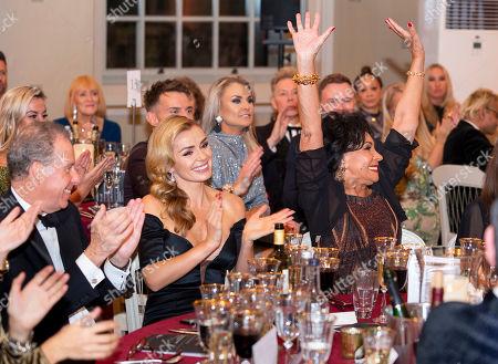 Katherine Jenkins OBE and Dame Shirley Bassey