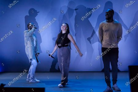 Damini Ebunoluwa Ogulu - Burna Boy, Mahalia Burkmar and Stormzy
