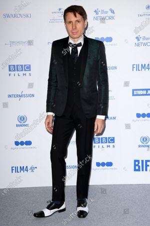 Editorial photo of 22nd British Independent Film Awards, Arrivals, Old Billingsgate, London, UK - 01 Dec 2019