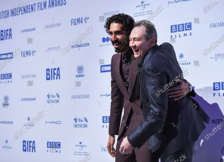 Dev Patel, Paul Whitehouse