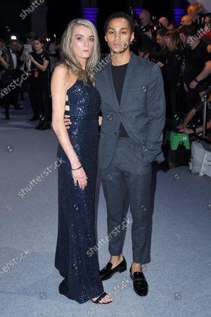 Vicky Knight and Bluey Robinson