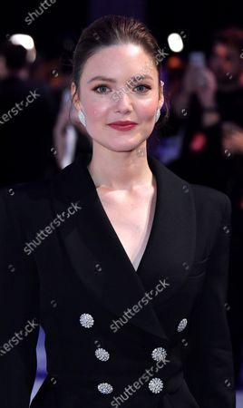 Editorial picture of 22nd British Independent Film Awards, VIP Arrivals, Old Billingsgate, London, UK - 01 Dec 2019